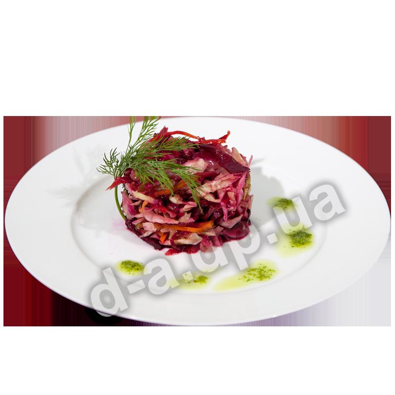 Салат из сырых овощей
