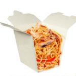 WOK меню азиатская кухня