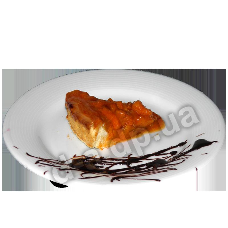 Тарт с абрикосом