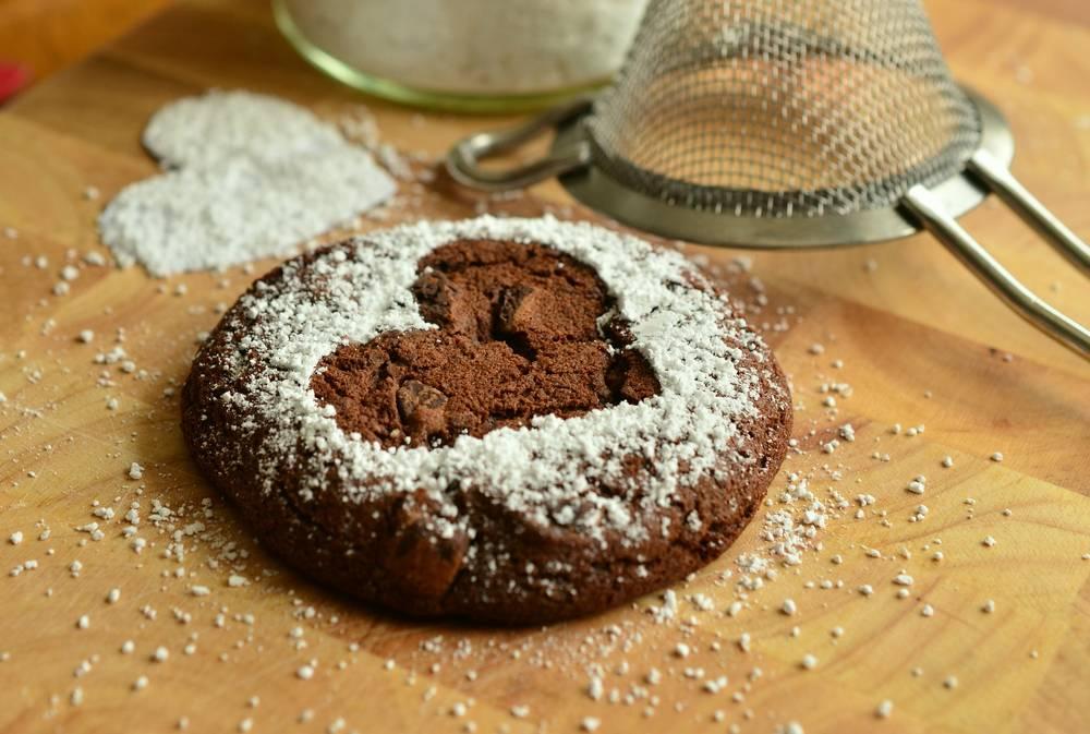 Торт на День всех влюбленных